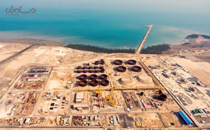 Qeshm triple project kM